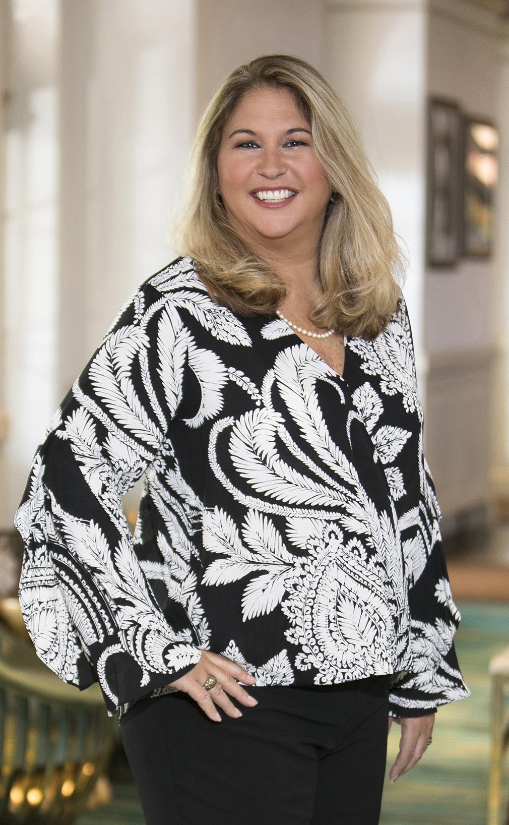 Christine Hansen portrait