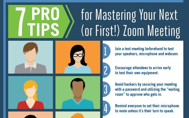 7 Pro Tips for Mastering Your Next (or First!) Zoom Meeting
