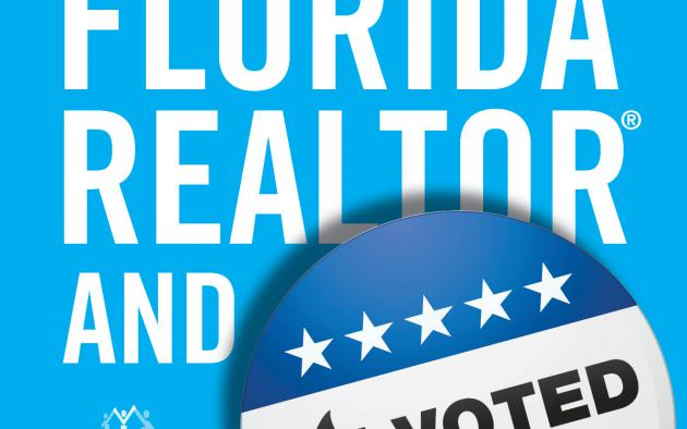 I'm a Florida Realtor and I Voted
