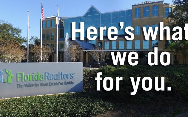 At Florida Realtors, YOUR Success Is Our Business