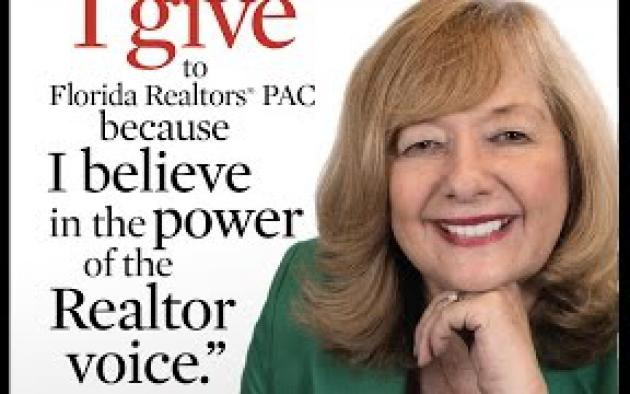 'I Believe in the Power of a United Realtor Voice'