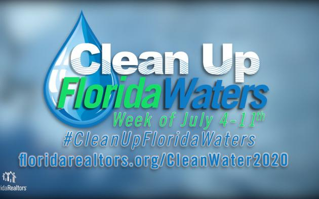 Florida Realtors Invites You to #CleanUpFloridaWaters