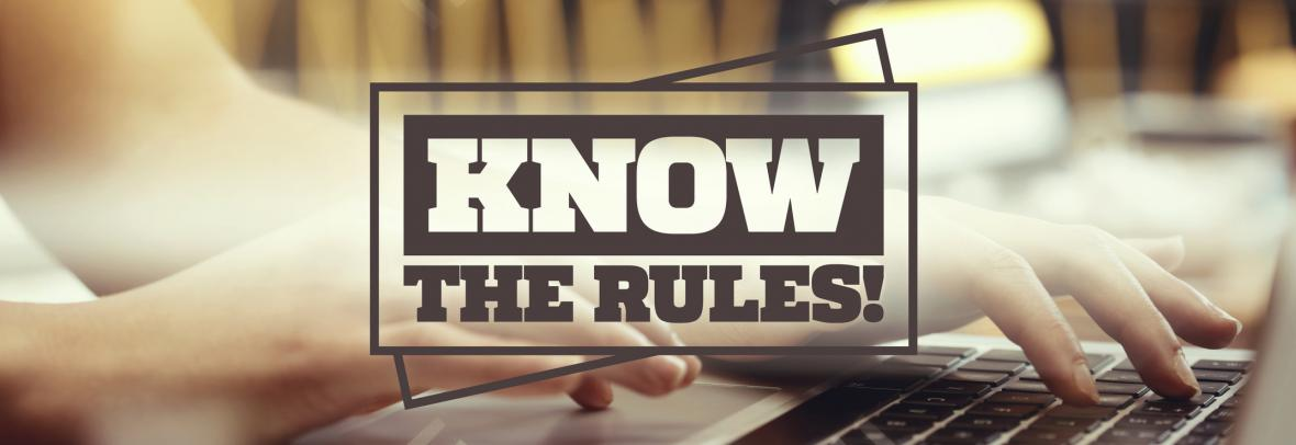 know the rules new rules illustration