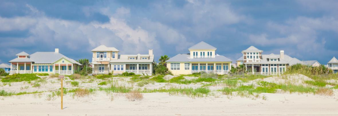 Florida beachfront properties