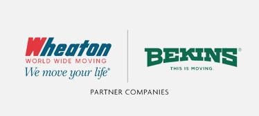 Wheaton World Wide Moving| | Bekins Van Lines logo