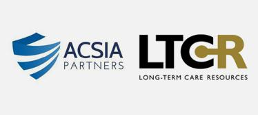 ACSIA Partners and Long Term Care Resources logo